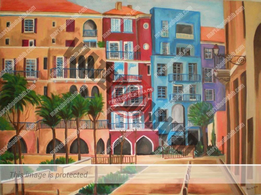 Beirut Saifi Village