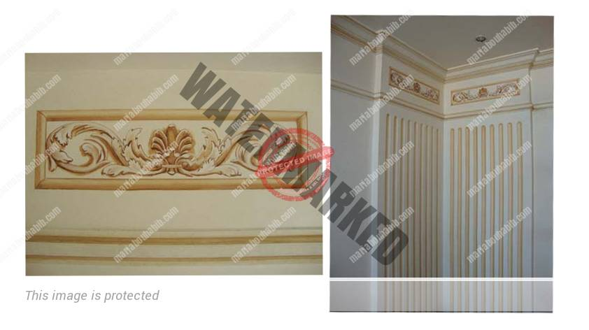 Decorative painting projects